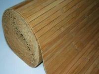 Mata bambusowa na ścianę