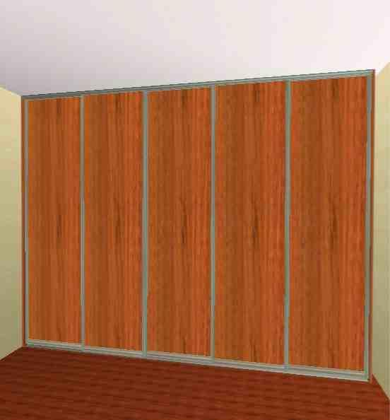 szafy 5 drzwiowe