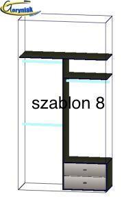koszt szafy 704zł
