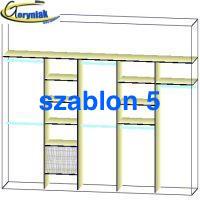 koszt szafy 1224zł